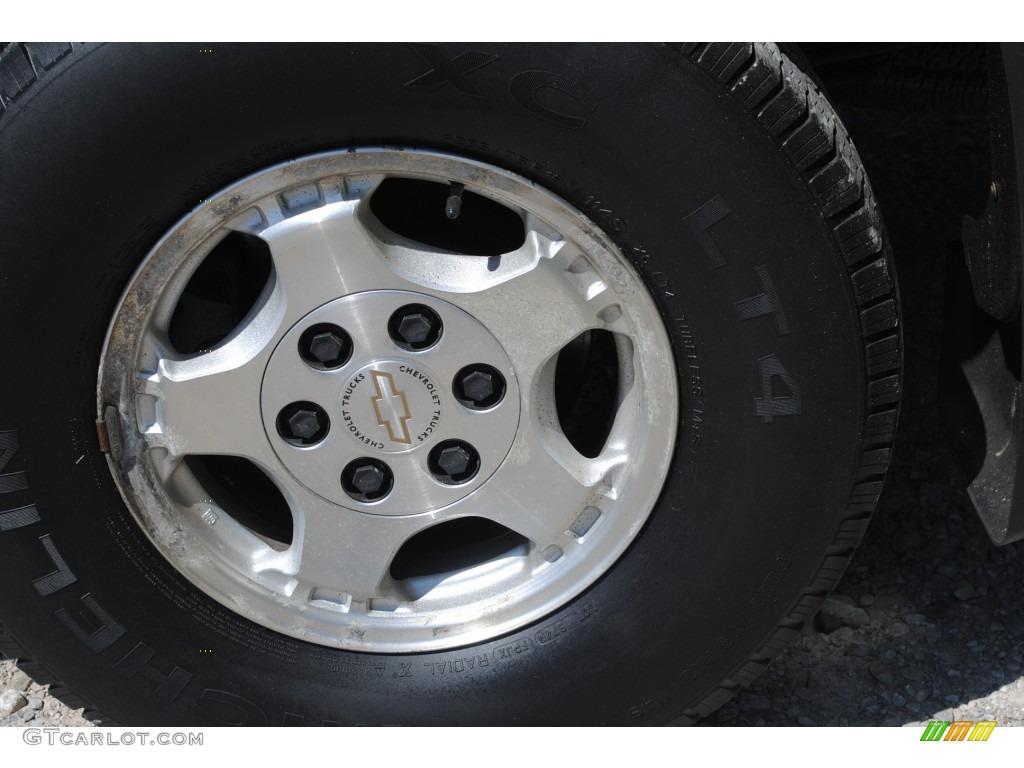 2002 Silverado 1500 LS Extended Cab 4x4 - Medium Charcoal Gray Metallic / Graphite Gray photo #38
