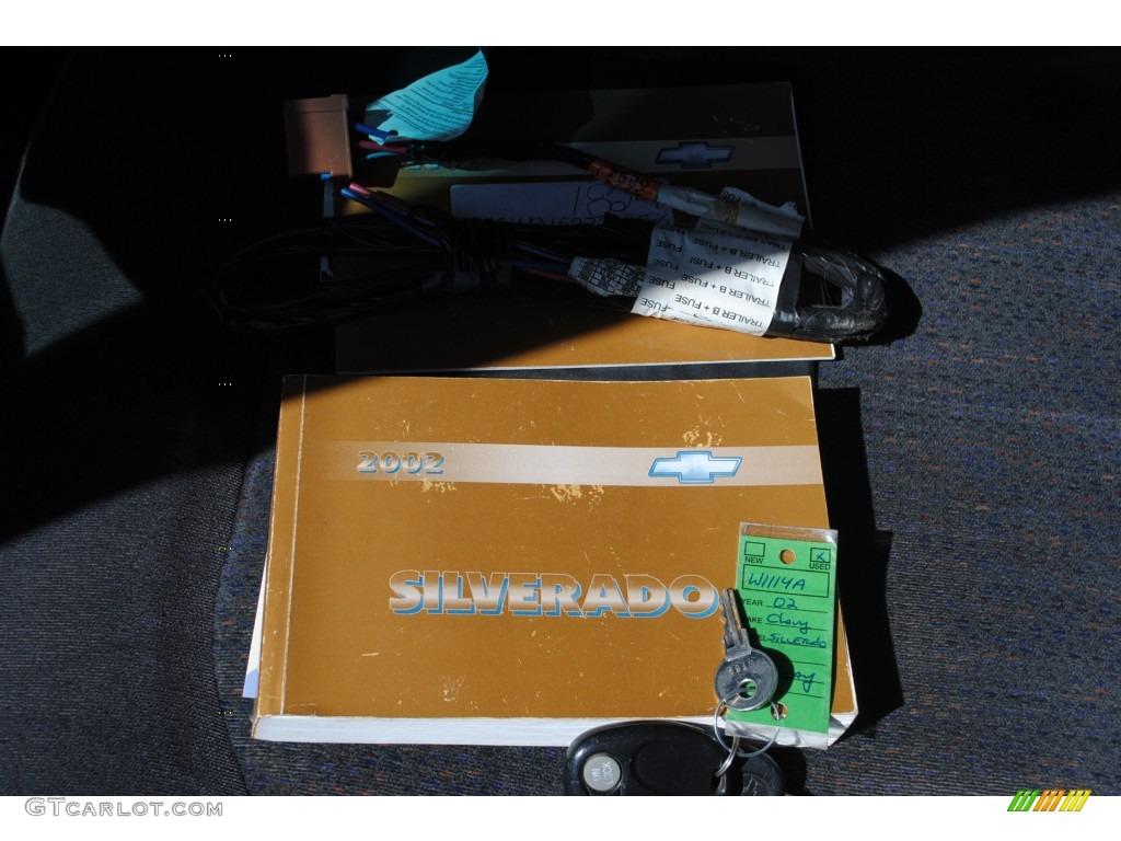 2002 Chevrolet Silverado 1500 LS Extended Cab 4x4 Books/Manuals Photo #53401835