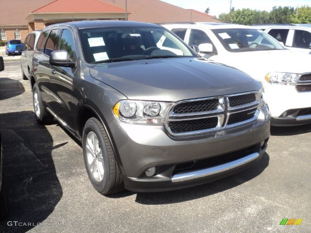 mineral gray metallic 2012 dodge durango sxt awd exterior photo 53404991. Black Bedroom Furniture Sets. Home Design Ideas