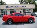 2007 Torch Red Ford Mustang GT Deluxe Coupe  photo #1