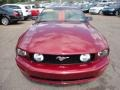 2006 Redfire Metallic Ford Mustang GT Deluxe Coupe  photo #7