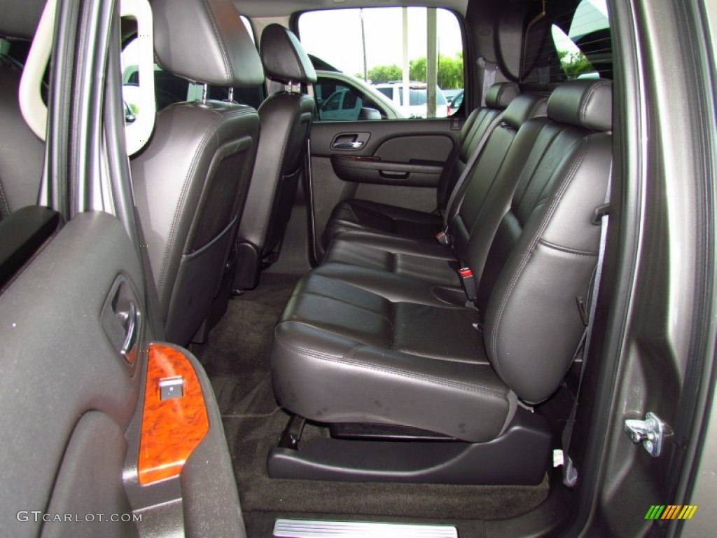 chevrolet avalanche interior ebony - photo #20