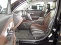 Jet Black/Brownstone Interior Photo for 2010 Chevrolet Equinox #53426242