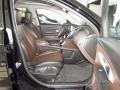 Jet Black/Brownstone Interior Photo for 2010 Chevrolet Equinox #53426257