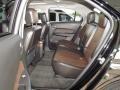 Jet Black/Brownstone Interior Photo for 2010 Chevrolet Equinox #53426300