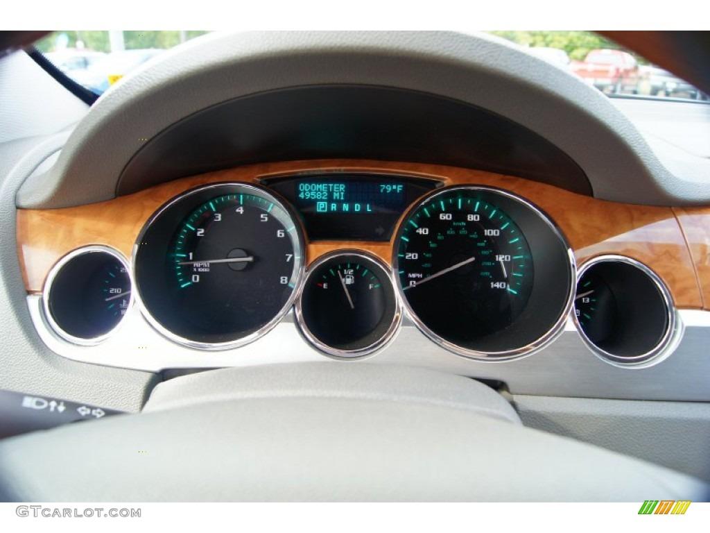 2008 Buick Enclave CX Gauges Photo #53426617