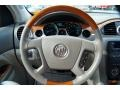 Cashmere/Cocoa Steering Wheel Photo for 2008 Buick Enclave #53426647