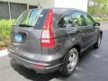 2011 Polished Metal Metallic Honda CR-V LX  photo #3