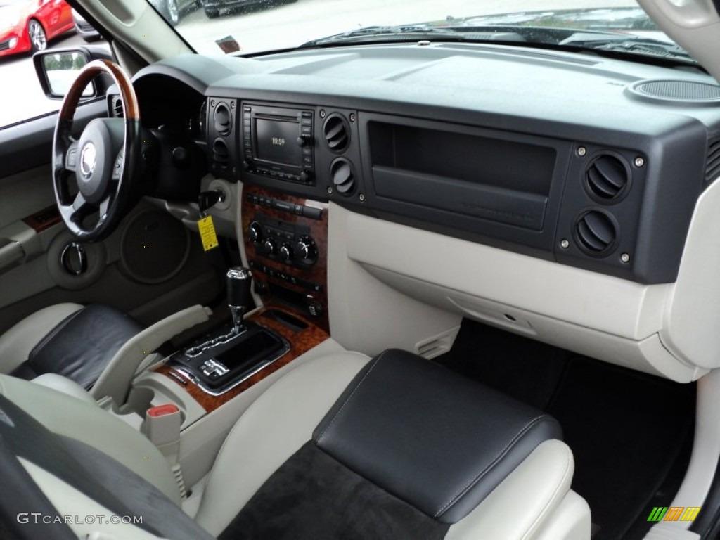 2007 Jeep Commander Overland 4x4 Interior Photos