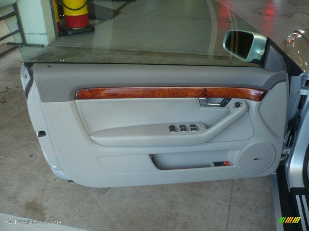 2003 audi a4 3 0 cabriolet platinum door panel photo for 2003 audi a4 rear window regulator