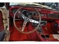 1964 Ford Mustang Pony Red Interior Steering Wheel Photo