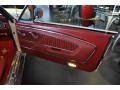 1964 Ford Mustang Pony Red Interior Door Panel Photo