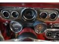 1964 Ford Mustang Pony Red Interior Gauges Photo