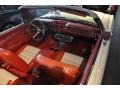 1964 Ford Mustang Pony Red Interior Interior Photo