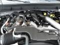 2012 White Platinum Metallic Tri-Coat Ford F250 Super Duty King Ranch Crew Cab 4x4  photo #21