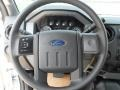 Steel Steering Wheel Photo for 2012 Ford F250 Super Duty #53458619