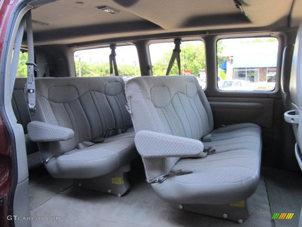 1999 chevrolet express 2500 ls passenger van interior photo 53460077 gtcarlot com