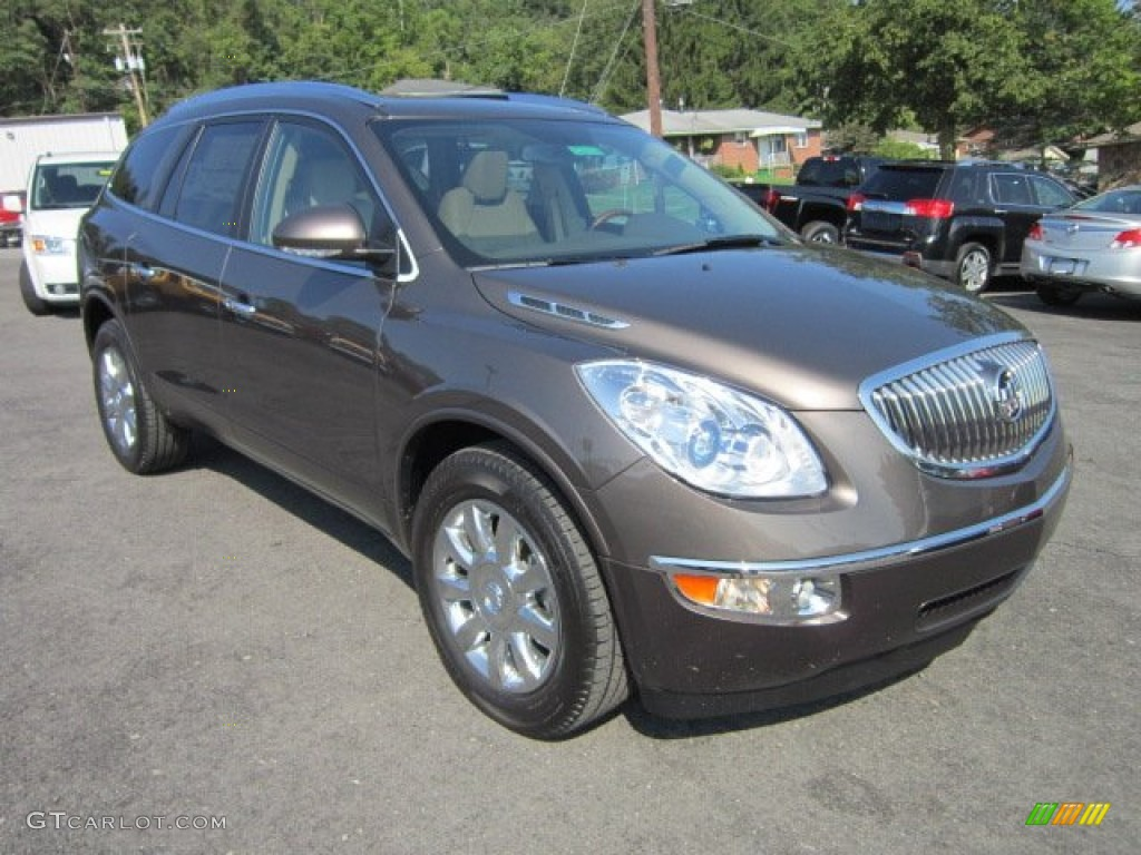 cocoa metallic 2012 buick enclave awd exterior photo 53462323. Black Bedroom Furniture Sets. Home Design Ideas