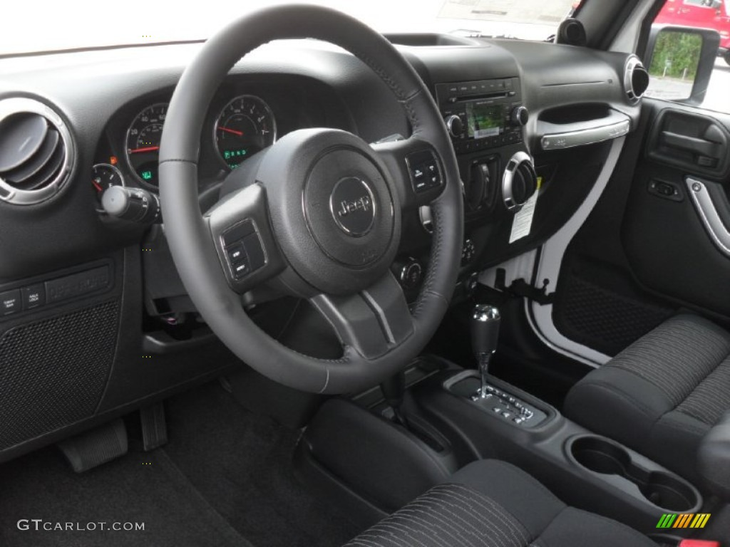 2012 jeep wrangler unlimited rubicon 4x4 interior photo - 2012 jeep wrangler unlimited interior ...