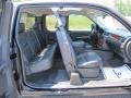 Ebony Interior Photo for 2008 Chevrolet Silverado 1500 #53468677
