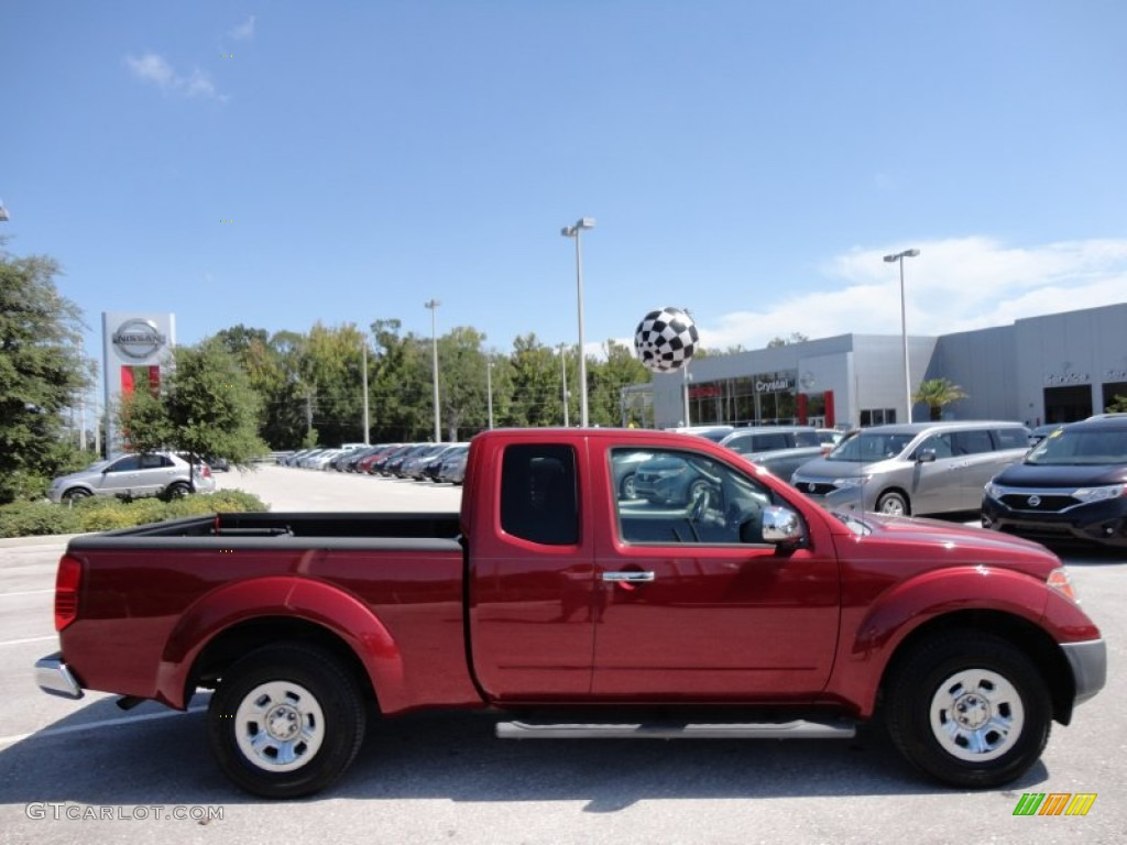 red brawn 2006 nissan frontier xe king cab exterior photo 53473933. Black Bedroom Furniture Sets. Home Design Ideas