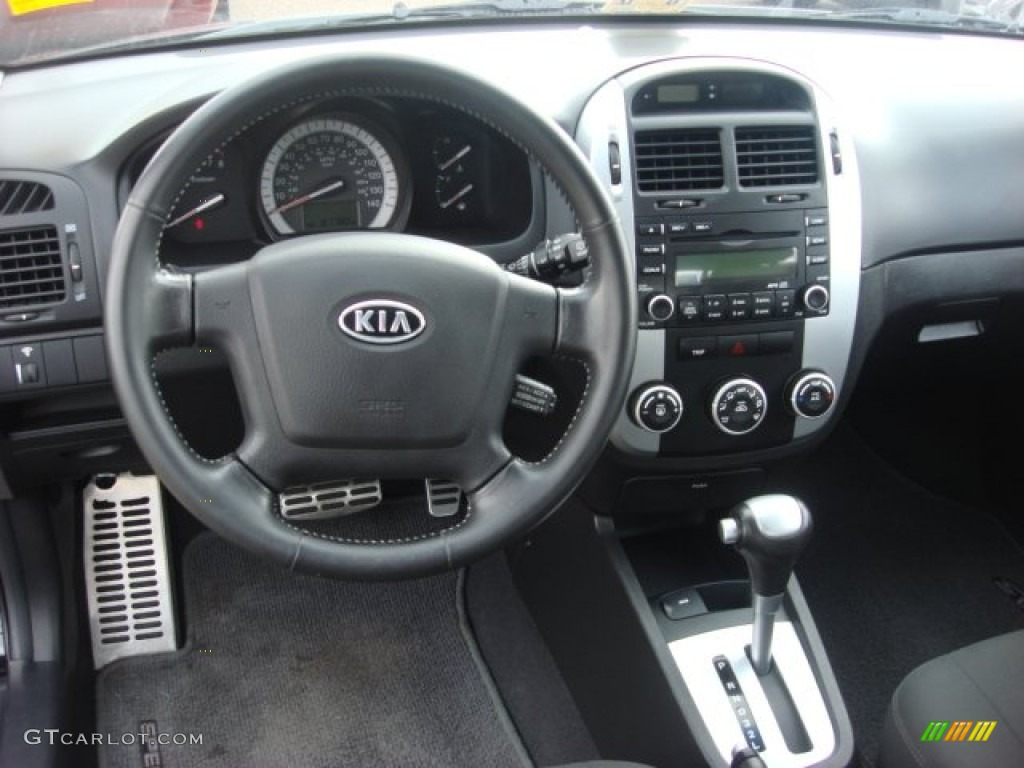 2007 kia spectra spectra5 sx wagon interior photo. Black Bedroom Furniture Sets. Home Design Ideas