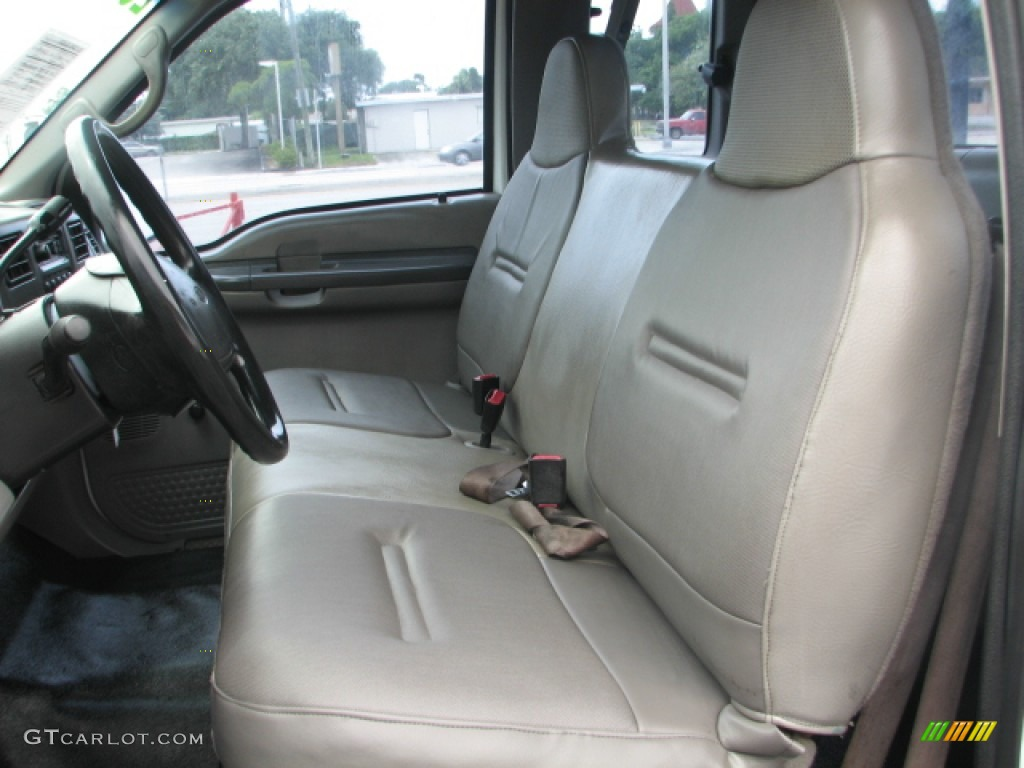 2000 Ford F250 Super Duty Xl Extended Cab Interior Color Photos