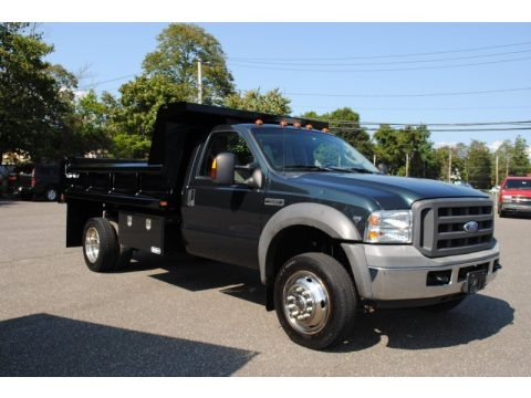2005 Ford F550 Super Duty