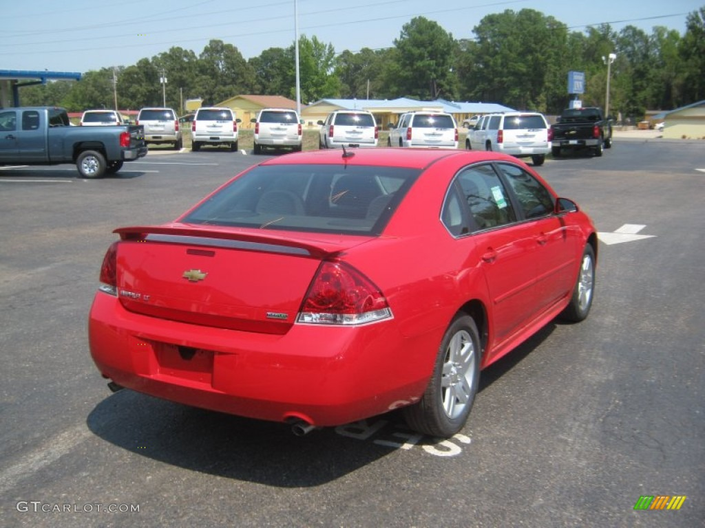 Victory Red 2012 Chevrolet Impala Lt Exterior Photo 53484870