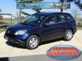 2008 Royal Blue Pearl Honda CR-V LX  photo #1