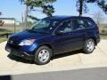 2008 Royal Blue Pearl Honda CR-V LX  photo #10