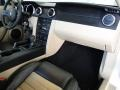 2008 Ford Mustang Dark Charcoal/Medium Parchment Interior Dashboard Photo