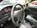 2003 Sonic Blue Metallic Ford Mustang Cobra Convertible  photo #16