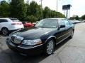 Black 2007 Lincoln Town Car Designer