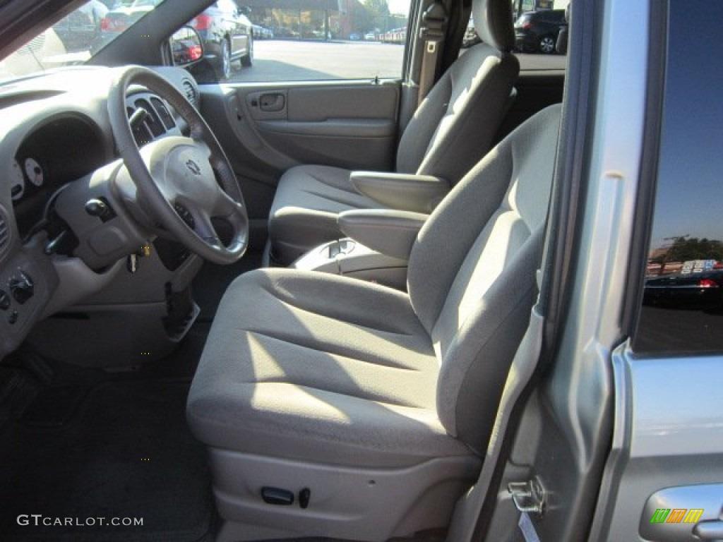 on 2000 Dodge Caravan Interior