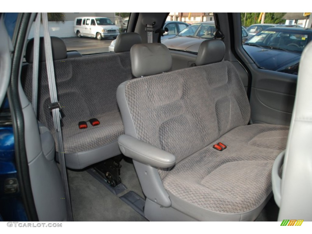 2000 chrysler voyager standard voyager model interior photos