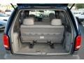 2000 Chrysler Voyager Mist Gray Interior Trunk Photo