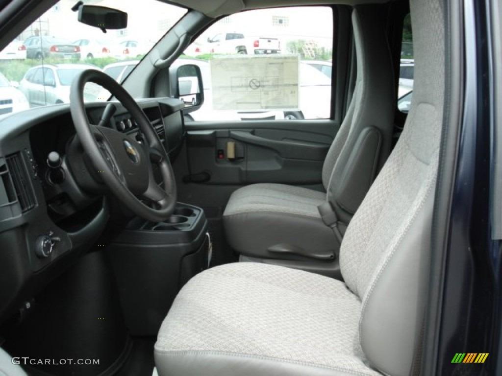 2011 Chevrolet Express 1500 Cargo Van Interior Photos