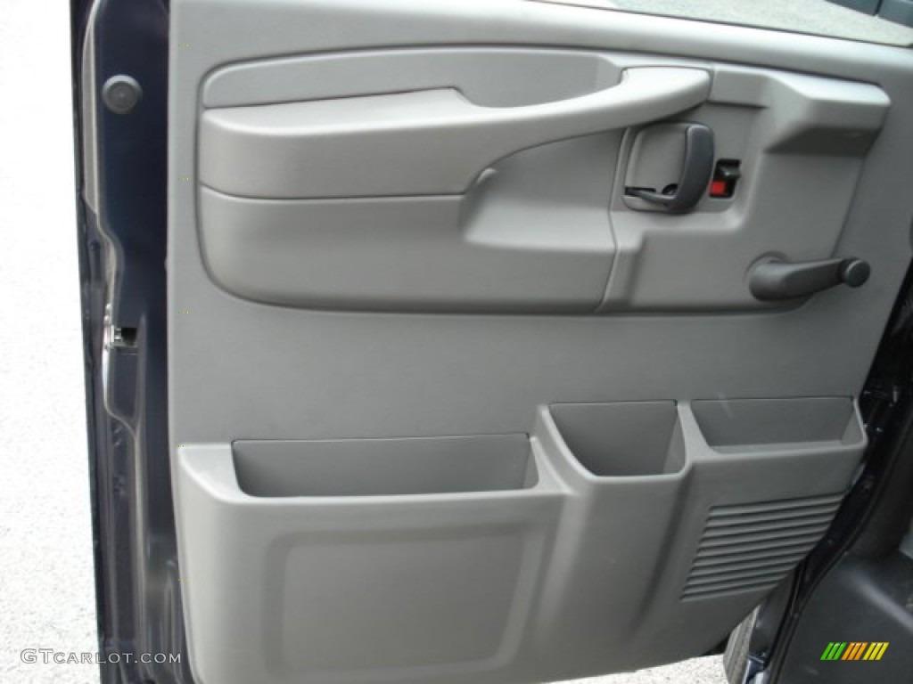 2011 Chevrolet Express 1500 Cargo Van Door Panel Photos