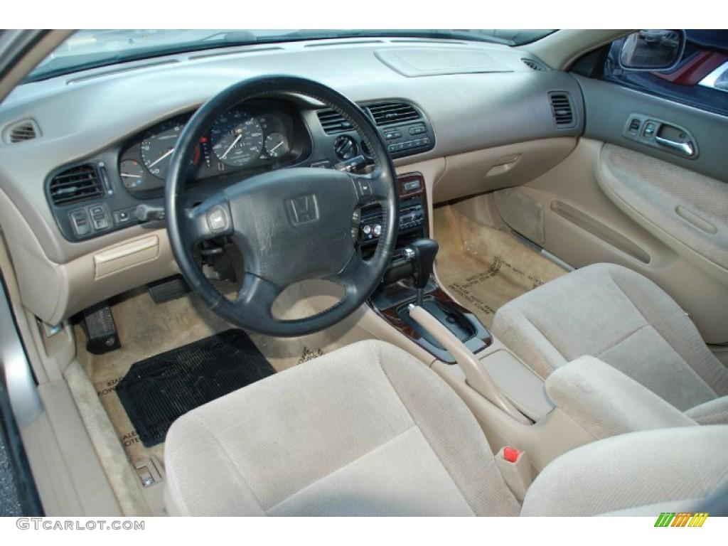 1997 honda accord se sedan interior photo 53512087
