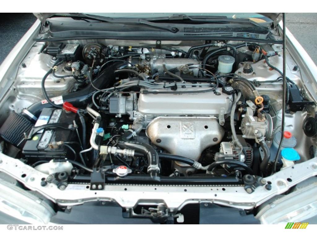 1997 honda accord se sedan 2 2 liter sohc 16 valve vtec 4. Black Bedroom Furniture Sets. Home Design Ideas