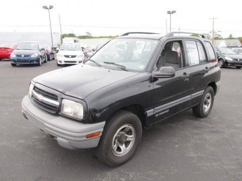 2000 Chevrolet Tracker Hard Top Data Info and Specs  GTCarLotcom