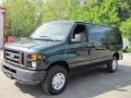Forest Green 2008 Ford E Series Van Gallery