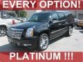 Black Raven 2009 Cadillac Escalade ESV Platinum AWD