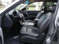 Graphite Black Interior Photo for 2003 Infiniti FX #53535455