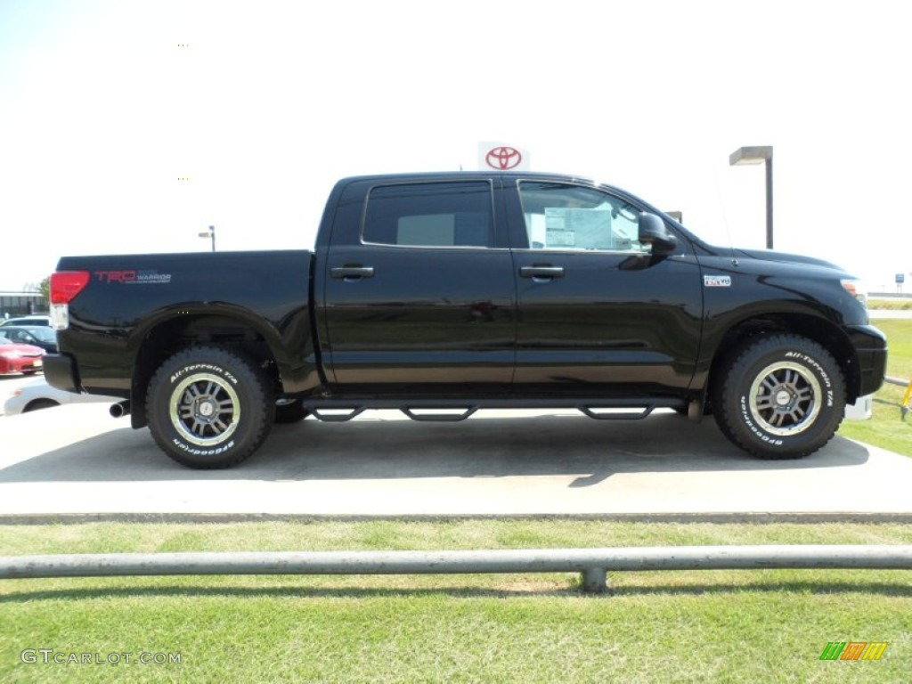 Toyota Tundra Rock Warrior