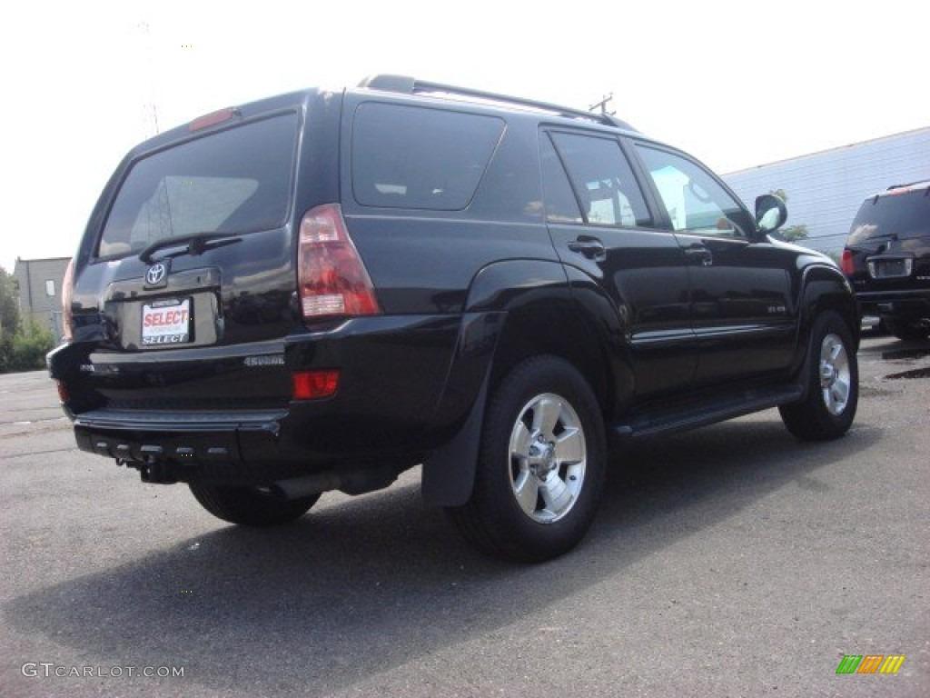 2005 black toyota 4runner sr5 4x4 53544936 photo 3 car color galleries. Black Bedroom Furniture Sets. Home Design Ideas