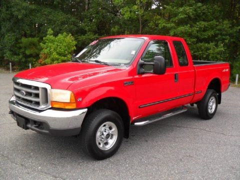 1999 ford f250 super duty lariat extended cab 4x4 data info and specs. Black Bedroom Furniture Sets. Home Design Ideas
