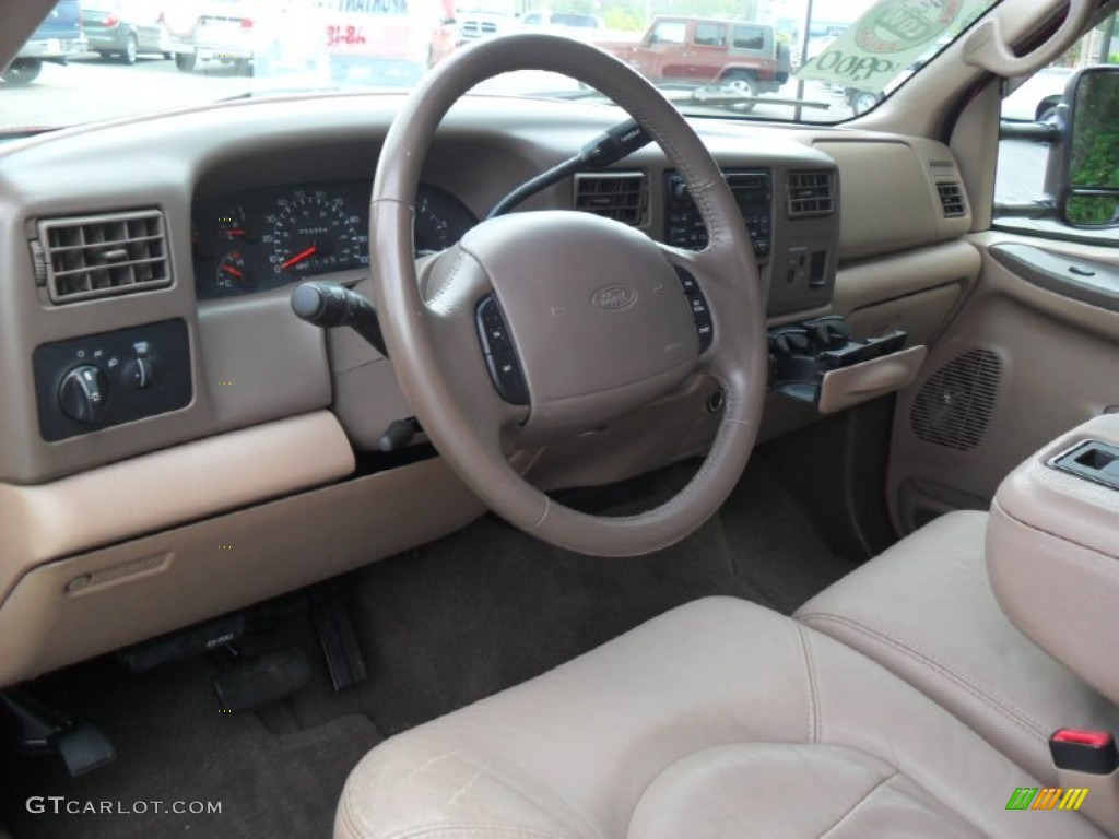 1999 Ford F250 Super Duty Lariat Extended Cab 4x4 interior ...