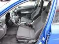 Carbon Black Interior Photo for 2008 Subaru Impreza #53579796